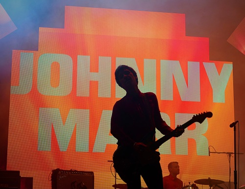 Johnny Marr, Victorious