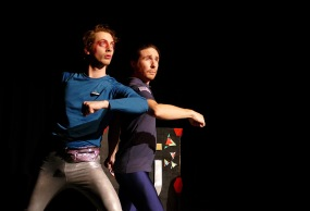 Cut Mustard Theatre at Brighton Fringe