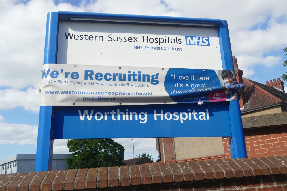 Worthing Hospital © 16 Beasley St Photography