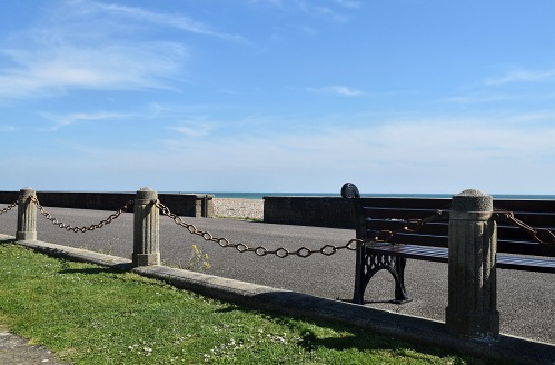Worthing Seafront © 16 Beasley St Photography